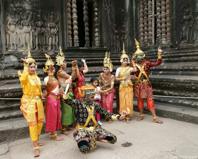 Angkor Wat Temple: photo session